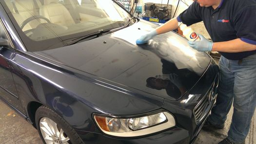 paintwork rectification/buffing